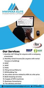 Mwipeka Elite Investments LTD Accounting Bookkeeping Audit Consultancy | Tax & Financial Services for sale in Kajiado, Kitengela