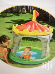 Inflatable Castle Baby Pool + Pump | Toys for sale in Nairobi, Karen