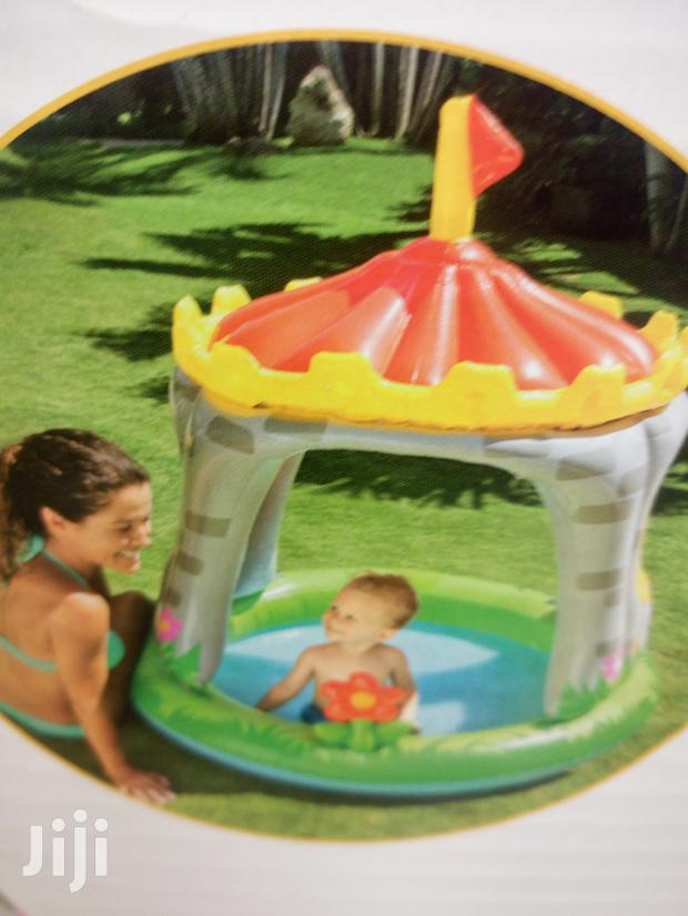 Archive: Inflatable Baby Pool