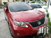 Lexus RX 2010 Red | Cars for sale in Mombasa, Majengo