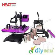 Heat Press Machine Digital Transfer Sublimation Machine | Printing Equipment for sale in Nairobi, Nairobi Central