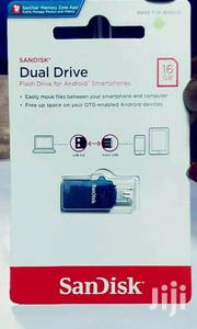 Otg Sandisk Dual Drive 16gb   Accessories for Mobile Phones & Tablets for sale in Nairobi, Nairobi Central