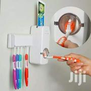Toothpaste Dispenser And Toothbrush Holder | Home Accessories for sale in Nairobi, Nairobi Central