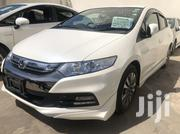 Honda Insight 2012 White | Cars for sale in Mombasa, Tudor