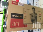 TCL Smart Android 40"