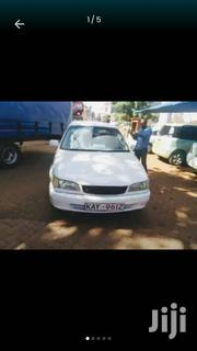 Toyota Corolla 2000 X 1.3 Automatic White | Cars for sale in Kiambu, Mang'U