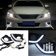 2 Piece Original LED DRL Fog Lamp Covers (ONLY): For Toyota Mark X | Vehicle Parts & Accessories for sale in Nairobi, Nairobi Central