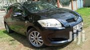Toyota Auris 2008 Black | Cars for sale in Nairobi, Nairobi Central