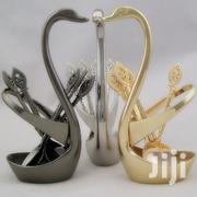Stainless Steel Kitchen Swan Shape Tableware Cutlery Holder | Kitchen & Dining for sale in Nairobi, Nairobi Central