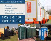 Portable Mobile Toilets For Hire (Wedding/ Events) | Party, Catering & Event Services for sale in Nairobi, Nairobi Central