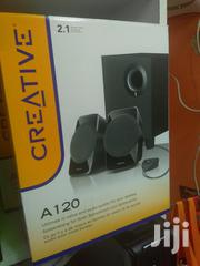 CREATIVE SBS A120 2.1 Channel Speaker System | Audio & Music Equipment for sale in Nairobi, Nairobi Central