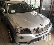 BMW X3 2012 Silver | Cars for sale in Mombasa, Tudor