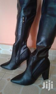 Black Boots | Shoes for sale in Kilifi, Malindi Town