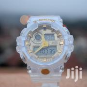 G-shock Colourless Strap | Watches for sale in Nairobi, Nairobi South