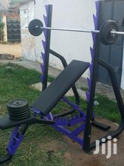 Adjustable Power Bench | Sports Equipment for sale in Machakos, Machakos Central