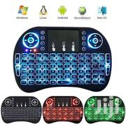 Wireless Mini Keyboard With Mouse Touchpad And Back-light For Android | Computer Accessories  for sale in Nairobi, Nairobi Central
