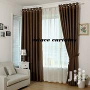 Brown Linen Curtain | Home Accessories for sale in Nairobi, Karen