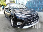 Toyota RAV4 2014 LE 4dr SUV (2.5L 4cyl 6A) Black | Cars for sale in Mombasa, Majengo