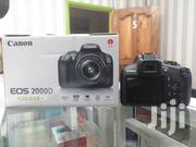 Canon EOS 2000D DSLR Camera With18-55mm New   Cameras, Video Cameras & Accessories for sale in Nairobi, Nairobi Central