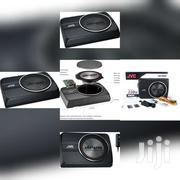 CW-DRA 8 COMPACT POWERED SUBWOOFER"