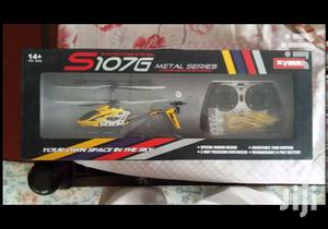 Rechargeable Remote Controlled Helicopter