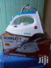 Steam Scarlet Iron Box,Free Delivery Cbd   Home Appliances for sale in Nairobi, Nairobi Central