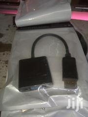 Display Port To Vga Adapter | Computer Accessories  for sale in Nairobi, Nairobi Central