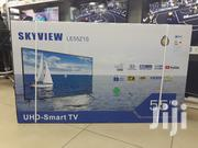 55 Inch Skyview Smart Android Uhd Tv   TV & DVD Equipment for sale in Nairobi, Nairobi Central