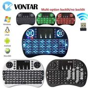 Android TV Box Mini Backlit Wireless Remote Control Keyboard | Computer Accessories  for sale in Nairobi, Nairobi Central