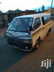 Toyota HiAce 2000 White | Cars for sale in Nakuru, Gilgil