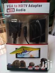 VGA To HDMI Converter With Usb Powered And Audio Output   Computer Accessories  for sale in Nairobi, Nairobi Central