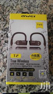 AWEI T2 True Wireless Earphones/Earbuds | Accessories for Mobile Phones & Tablets for sale in Nairobi, Nairobi Central