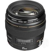 Canon EF 85mm F/1.8 USM Medium Telephoto Lens For Canon SLR Cameras | Accessories & Supplies for Electronics for sale in Nairobi, Nairobi Central