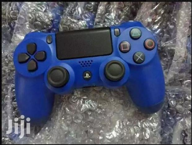 Sony PS4 Pad Dual Shock 4 - Wireless Controller - Blue
