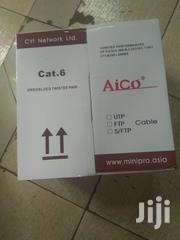 Network Cable Cat 6 | Computer Accessories  for sale in Nairobi, Nairobi Central