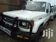 Toyota Land Cruiser Pickup 4.2 D 2006 White | Cars for sale in Kajiado, Ongata Rongai