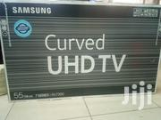 Samsung Smart Curved 55 Inches | TV & DVD Equipment for sale in Nairobi, Nairobi Central
