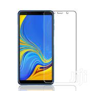 Premium Tempered Screen Protector For Samsung Galaxy A7 2018 | Accessories for Mobile Phones & Tablets for sale in Nairobi, Nairobi Central