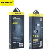 Awei Es970i Earphones   Accessories for Mobile Phones & Tablets for sale in Nairobi, Nairobi Central