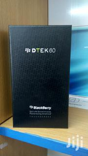 Blackberry DTEK 60 32gb Brand New And Sealed In A Shop With Warranty   Mobile Phones for sale in Nairobi, Nairobi Central