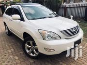 New Toyota Harrier 2012 White | Cars for sale in Nairobi, Kilimani