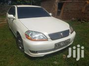 Toyota Mark II 2003 White | Cars for sale in Nairobi, Kitisuru