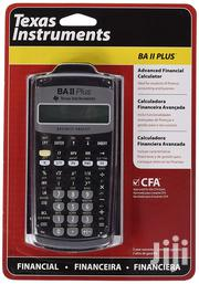 Texas Instruments Advanced Financial Calculator (BA II Plus) | Stationery for sale in Nairobi, Kileleshwa