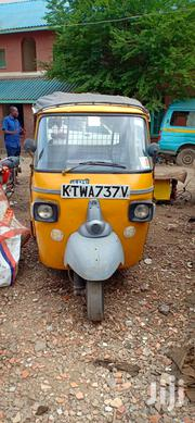 Tuktuk Piaggio Diesel 2017 Yellow | Motorcycles & Scooters for sale in Mombasa, Majengo