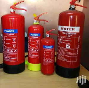 Fire Extinguishers And Related Products