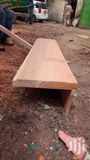 """Staicase 12"""" X2"""" Mahogany 