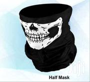 Skull Half Mask | Clothing Accessories for sale in Nairobi, Nairobi South