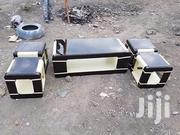 Coffee Table Set With Two or Four Stools | Furniture for sale in Nairobi, Pumwani