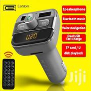 Earldom Bluetooth Mp3 Player Fm Transmitter USB Car Charger 3.4A | Vehicle Parts & Accessories for sale in Nairobi, Nairobi Central