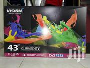 Vision Smart Android Curved Full HD Tv 43 Inch | TV & DVD Equipment for sale in Nairobi, Nairobi Central